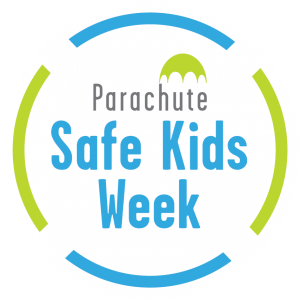 Parachute Safe Kids Week, May 30 to June 5, encourages kids to #PlaySafeOutdoors