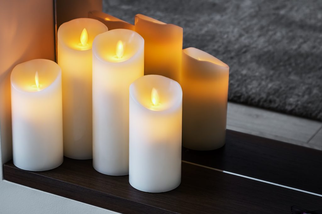 electronic candles